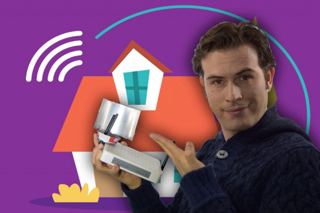 Modemin sinyalini arttırma, kablosuz internet sinyali, kablosuz modem sinyali