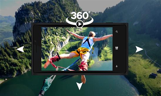 360 derece video kaydı, 360 derece video, 360 derece video izleme
