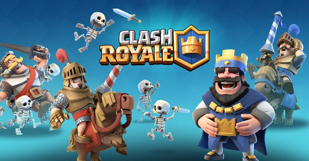 Cep telefonu oyunları, telefon oyunları, clash of royale, slither io