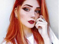 kızıl saç rengi, egzotik kızıl saç, egzotik saç rengi