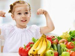 çocuk beslenmesi, çocuklar nasıl beslenir, sonbaharda çocuk beslenmesi