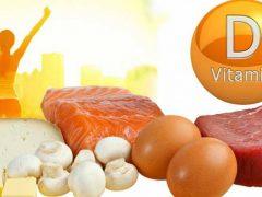 d vitamini, güneş ve d vitamini, d vitamini kaynağı
