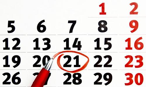 21 gün kuralı, 21 gün kuralı nedir, 21 gün kuralı ne demek
